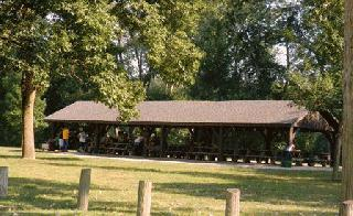 Fort Ouiatenon River Shelter