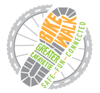 Bike Walk Greater Lafayette Logo