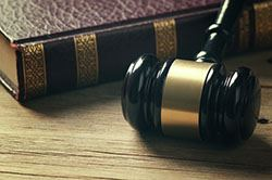 Gavel and Book photo