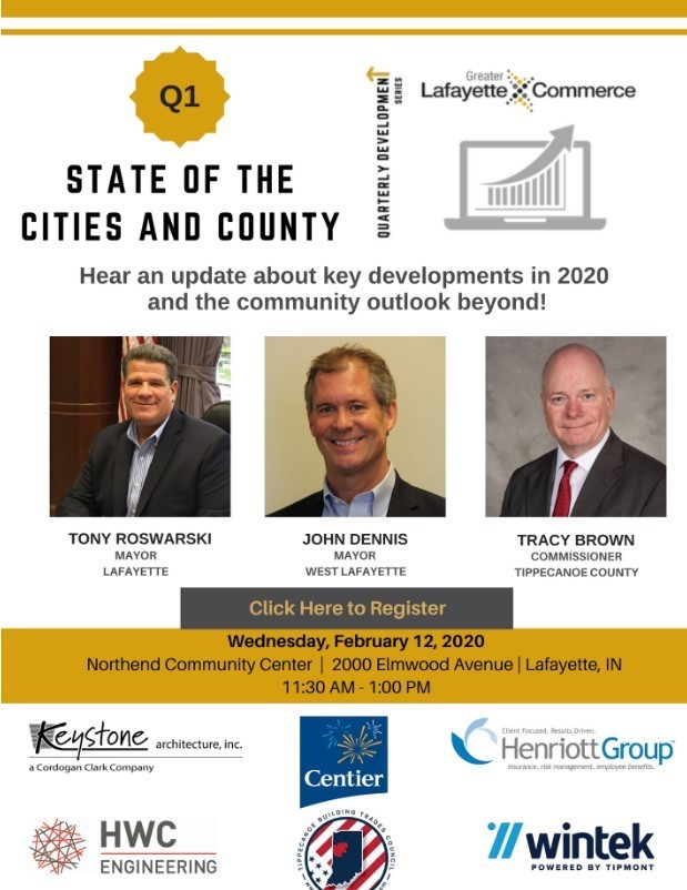 State of the Cities and County