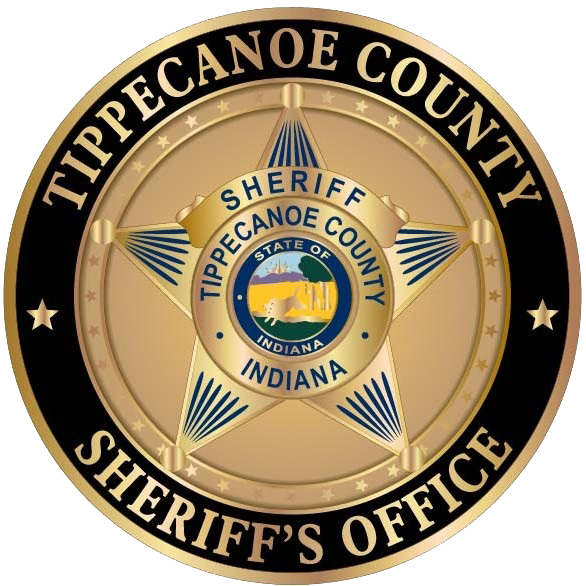 Tippecanoe County Sheriff&#39s Badge